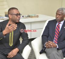 Visite de l'Ambassadeur des Etats-Unis à Youssou Ndour : « Je suis venu voir une personnalité éminente, connue à travers le monde »