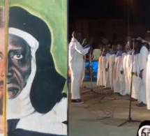 Des chrétiens chantent en cœur l'appel de Seydina Limamou Lahi