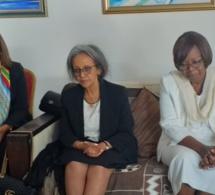 Les confidences de la Présidente de l'Ethiopie chez Bruno Diatta, « Le Sénégal m'a adopté grâce à Bruno »