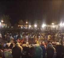 Vidéo- Magal Kazu Rajab 2019 – Les fidèles prennent d'assaut le mausolée de Serigne Saliou Mbacké