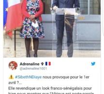Sibeth Ndiaye Victime de racisme après sa nomination: Voici quelques attaques dont elle a été victime : « elle revendique un look franco-sénégalais »