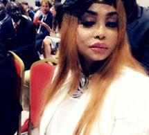 Fabienne Feliho radieuse à la prestation de serment de Macky
