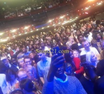 En concert,Youssou Ndour et le Super étoile ont embrasé L'Olympia …Voici les Images