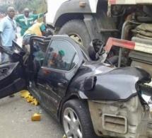 Accident de Keur Mbaye sur la route de Koungheul : Le bilan de l'accident se serait alourdi à 5 morts