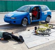 Le sélectionneur de l'Argentine, heurté par une voiture alors qu'il circulait à vélo