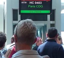 6 H du matin 19H,la colère noire des passagers du vol Air Sénégal qui vient d'afficher un retard de 10 h à l'AIBD.