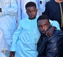 """""""Les Doukatts"""" du fils de Macky, Amadou Sall sur le son du chanteur Diaw Diop"""