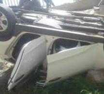 Kaffrine- Accident : un véhicule 4×4 se renverse et fait 1 mort et 1 blessé grave
