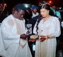 Le milliardaire Cheikh Amar fait son « come back »  au baptême de Serigne Mbacké Diop