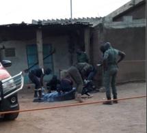 URGENT- Une personne tuée dans l'attaque d'un bureau de poste à Bakel (images)