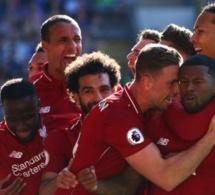 Premier League: Liverpool ne lâche rien et reprend la première place (vidéo)