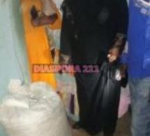 Explosion de gaz butane – La ministre Ndeye Saly Diop à l'assaut de la famille des victimes