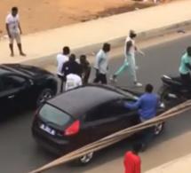 Les nerfs sont tendus, bagarre entre conducteurs dans les artères de Dakar !
