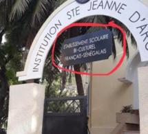 Affaire Jeanne d'Arc : « Ce n'est pas le voile que nous interdisons, mais »