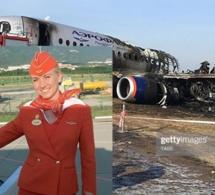 Morts dans l'atterrissage d'urgence d'un avion à Moscou: Héroïque, cette hôtesse de l'air a lutté jusqu'au bout, Un de ses collègues a perdu la vie.