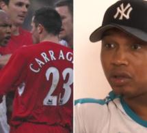 El-Hadji Diouf tacle encore Jamie Carragher sur sa carrière à Liverpool