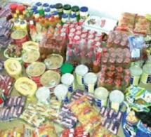 Ziguinchor : 24 tonnes de denrées alimentaires impropres à la consommation saisies