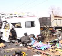 Accident à hauteur de Nioro : « Le bilan provisoire fait état de 25 victimes dont 5 décédées »