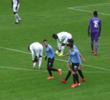 Mondial U20 : le Sénégal perd son premier match de préparation (Revivez les buts)