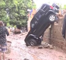 La capitale Bamako sous l'eau, au moins 15 morts