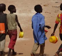 Région de Dakar: 30 000 enfants errent dans les rues dakaroises