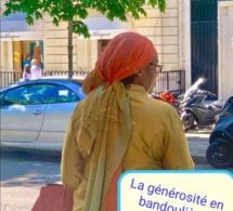 Paris : Marième Faye Sall gâte les Sénégalais