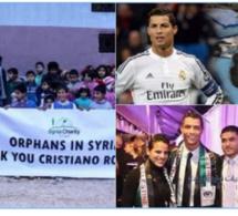 Ramadan 2019 : Cristiano Ronaldo offre 881055000 Fcfa à la Palestine !