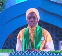 Sokhna Khady Dramé remporte le concours national du récital de coran