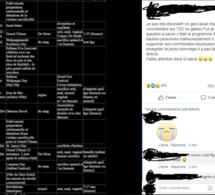 Alerte - Facebook: un programme de sacrifices humains publié dans un groupe social au Sénégal