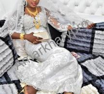 Admirez la première Sagnsée de Aissatou Aida Mbaye La ravissante « Niettel » du patron de CCBM Serigne Mboup