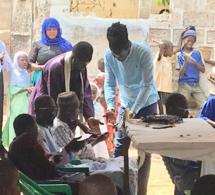 Ramadan 2019: Mame Goor Diazaka offre du riz, du sucre etc.. aux femmes et écoles coraniques