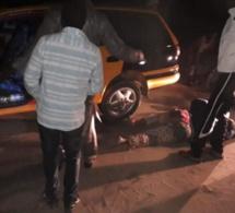 Louga : percuté par un véhicule, un homme décède sur le coup