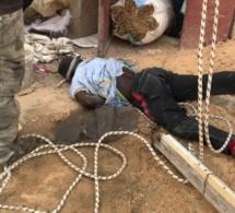 Drame à Ouest-Foire : Un maçon tombe d'un immeuble et meurt