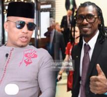 Publication de la liste des lions El Hadji Diouf réagit : « Aliou Cissé a la responsabilité totale mais »