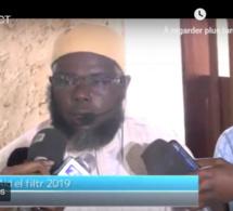 Prière de la Korité à l'Ucad : l'imam Oumar Sall demande à l'Etat d'assurer la sécurité des citoyens