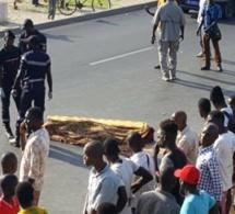 ACCIDENT À MALIKA : UN CONDUCTEUR DE MOTO MORT CALCINÉ