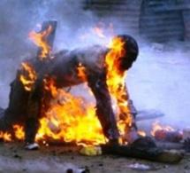 Koungheul: un malade mental s'immole