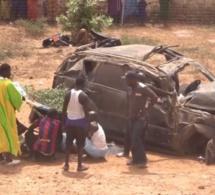Thies: Grave accident sur L'autoroute Ila Touba