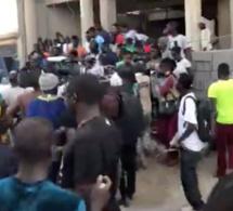 VIDEO. Urgent ! Place de la nation : Les forces de l'ordre et Y'EN A MARRE s'affrontent