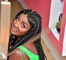 La jet-setteuse Awa Baldé s'attire la foudre de la gente féminine à cause de ses yeux captivants