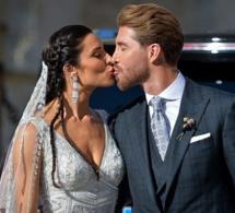 Real : Les images du mariage « princier » de Sergio Ramos, Ronaldo snobé