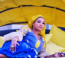 Valérie Bishop, la douce moitié d'El Hadj Diouf : « Je m'occupe de mon foyer comme une vraie femme sénégalaise»