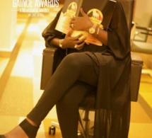 ( Photos ) Carnet rose Amina Guèye de la SenTV devient maman