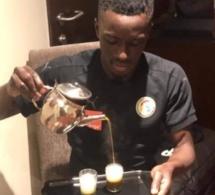 Arrêt sur image: Idrissa Gana Guéye un grand amateur de thé