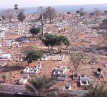 Aux cimetières de Dangou à Rufisque : Une jambe amputée a été retrouvée