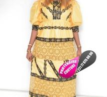 En Tournée Américaine, Bamba Partenaire couture présente sa nouvelle collection. Admirez