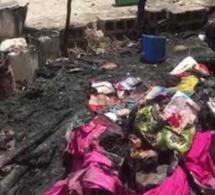 Vidéo – Incendie à Bargny : Deux morts et deux blessés graves
