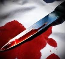 Un homme poignardé à la gorge sur le tournage de son film