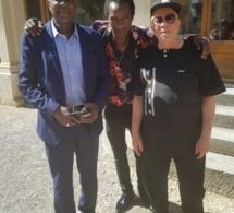 """CONCERT JOURNÉE MONDIALE DE L'AFRIQUE: Ismael Lo sur scéne avec Ndiarka Seck """"Diéry Diéry"""" à Genéve."""
