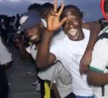 Vidéo- Ngaaka Blindé fait le plein à l'arène nationale